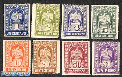 Transitorio stamps 8v