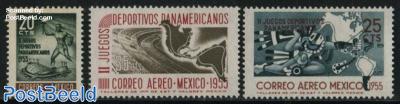Panamerican games 3v