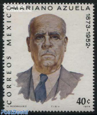 M. Azuela 1v