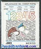 Postal codes 1v