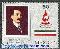 J.M. Pino Suarez 1v