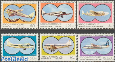 Aviation history 6v