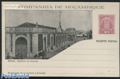 Illustrated Postcard, 10R, Edificio do Correio
