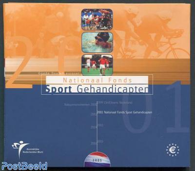 Charity Euro Yearset 2001 NFSG