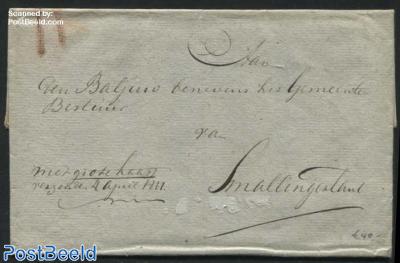 Folding cover from Heerenveen to Smallingerland