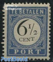 6.5c, Postage Due with higher placed T of CENT