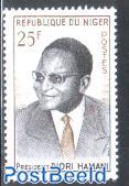 President Diori 1v