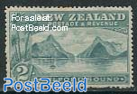 2Sh, Milford Sound, Stamp out of set