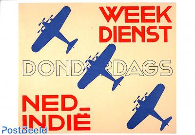 Week Dienst Nederlands Indië