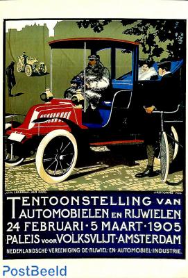 Tentoonstelling van Automobielen