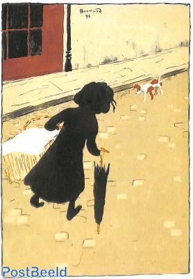 Pierre Bonnard, 'La petite blanchisseuse'