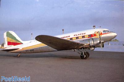 Douglas DC-3C, Ethiopian Airlines