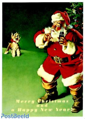 Merry Christmas, Coca Cola