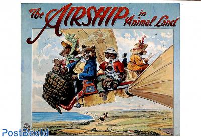 The Airship in Animal land