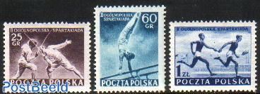 Spartakiade 3v