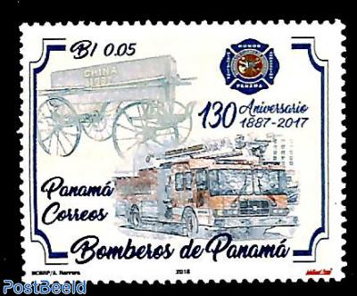 130 years Fire Brigade 1v