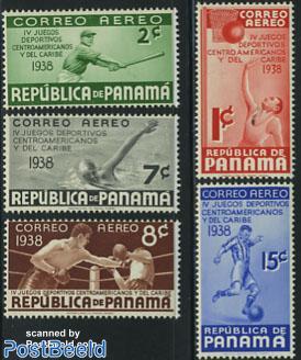 Panamerican games 5v