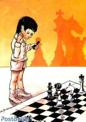 Postcard Chess