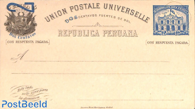 Reply Paid postcard 2/2 on 5/5c