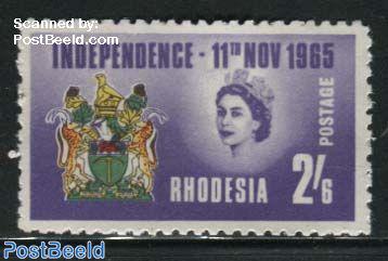 Declaration of independence 1v