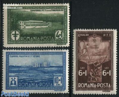 Postal tourism 3v