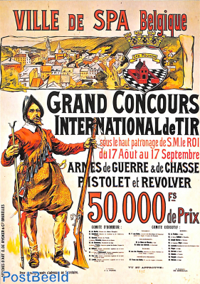 Grand Concours Int. de Tir