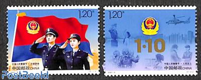 Police day 2v