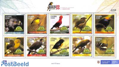 Risaralda, birds 10v m/s