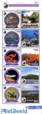 National parks VII 10v m/s