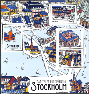 European Capitals, Stockholm s/s