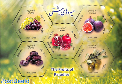 Fruits of the paradise s/s