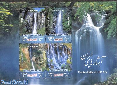 Waterfalls s/s