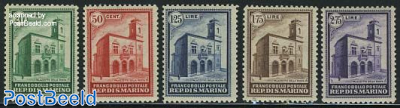 New post office 5v