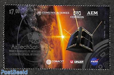 AZ Techsat 1v