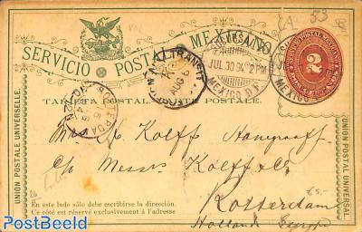 Postcard to Rotterdam