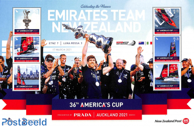 America's cup m/s