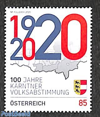 100 years Kärntner Volksabstimmung 1v