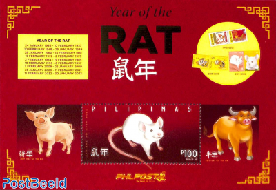 Year of the Rat, special s/s