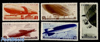 Zeppelins 5v