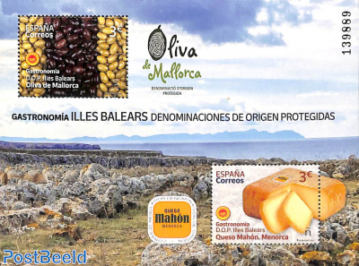 Gastronomy of the Balears s/s