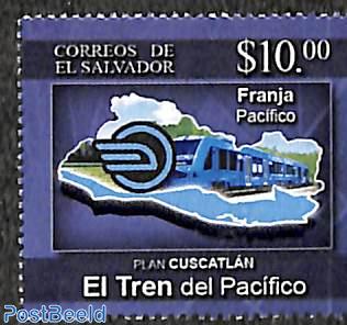 Pacific train 1v