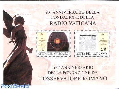 Radio Vatican s/s