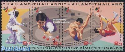 South East Asia games 4v