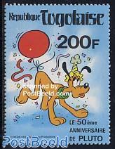 50 years Pluto 1v
