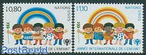 International year of the child 2v