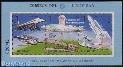 ICAO anniversary s/s