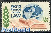 Peace through law 1v