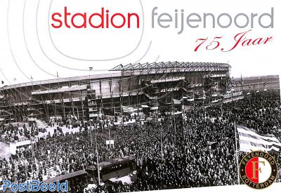 Stadion Feijenoord 75 jaar