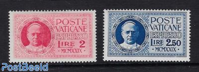 Express mail 2v