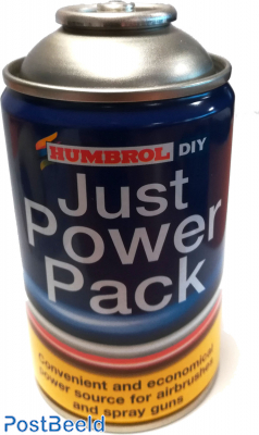 Humbrol Airbrush  Just Power Pack 250ml